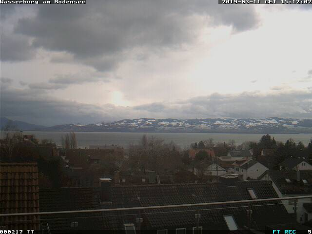 Wasserburg am Bodensee webcam - Haus Des Gastes webcam, Bavaria, Lindau